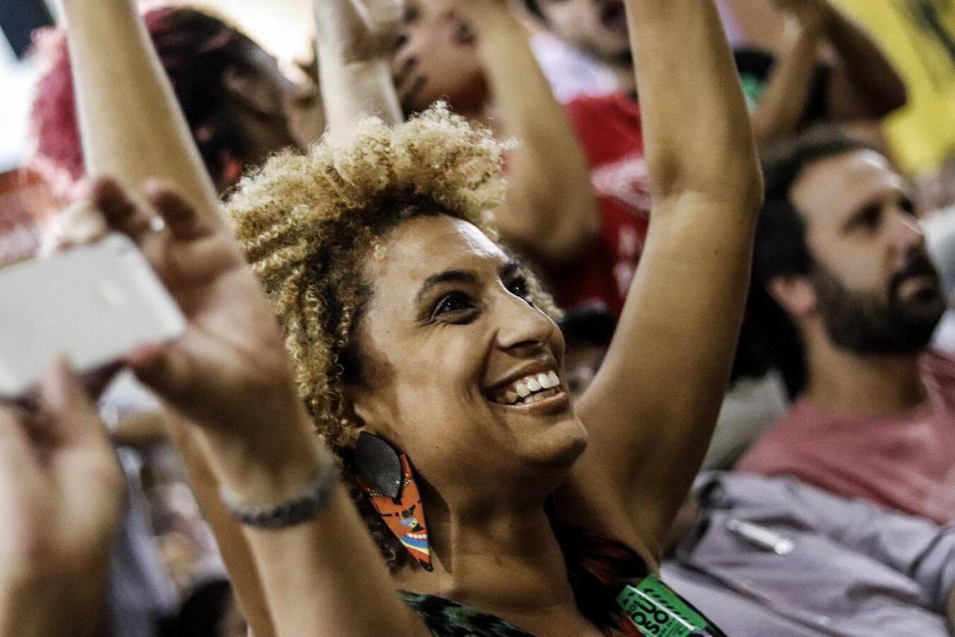 Marielle Franco, vereadora do PSOL, denunciou a truculência da polícia