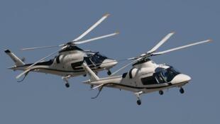 Trực thăng AW109 (A109)