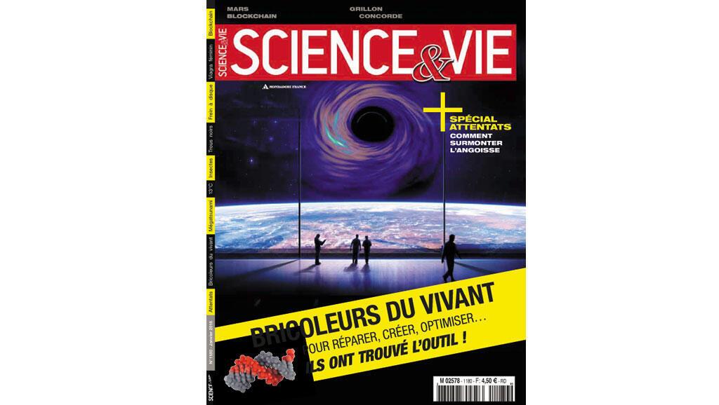 Couverture de Science et Vie