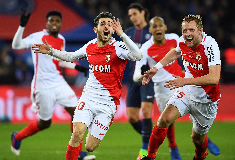 Mónaco ta ba PSG da Nice tazarar maki 3 a teburin Lig 1