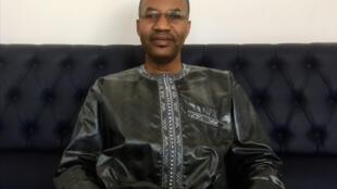 Mamoudou Ibra Kane, journaliste sénégalais et fondateur de la radio Imédia.
