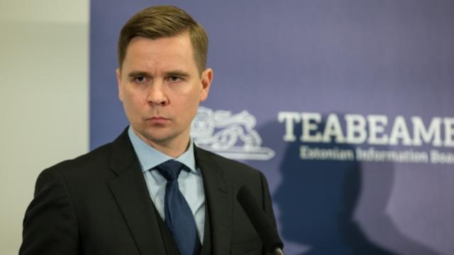 """爱沙尼亚对外情报局发表年度报告 警告""""北京主导的沉默世界""""(photo:RFI)"""