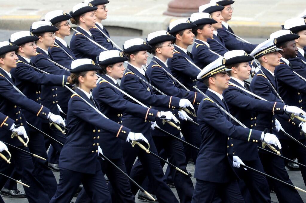 Armée femmes