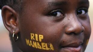 A morte de Nelson Mandela foi um dos acontecimentos mais marcantes do ano 2013