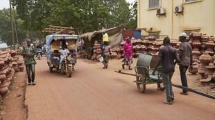 La ville de Mopti est parmi celles qui bénéficient des montants accordés à l'APD. Ici, le 13 octobre 2018. (Photo d'illustration)