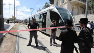Turista foi esfaqueada dentro de um VLT em Jerusalém.