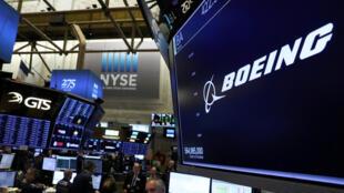 L'action de Boeing a chuté de 11% après le crash du vol d'un avion de la compagnie Ethiopian Airlines le 10 mars 2019.