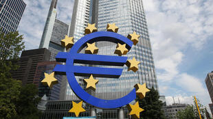 La Banque centrale européenne, à Francfort, le 7 août 2014.