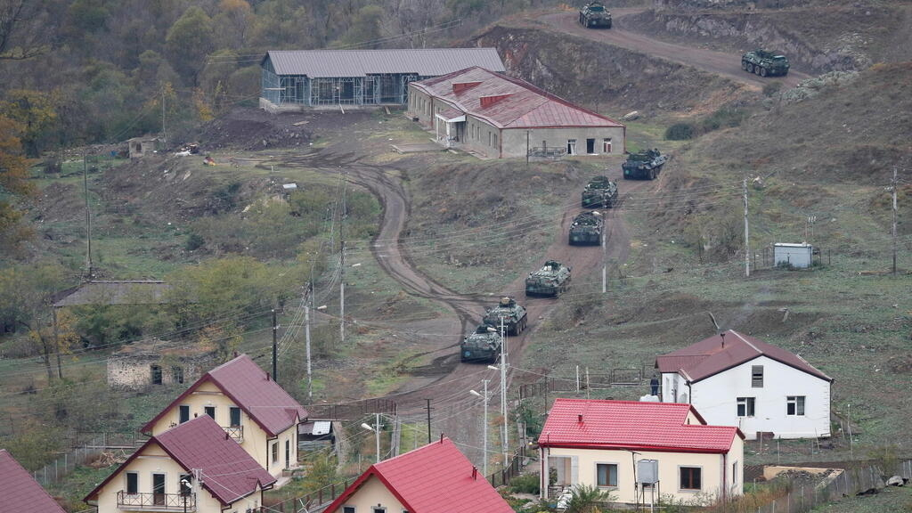 Haut-Karabakh: dans Latchine désertée, certains habitants ont choisi de rester