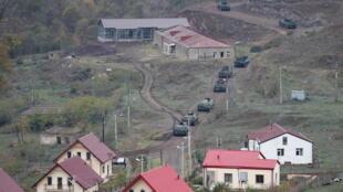 Azerbaidjan - Latchine