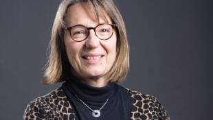 Marie Verdier, journaliste à «La Croix».