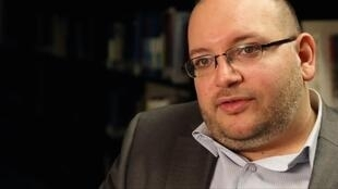 O correspondente do Washington Post, Jason Rezaian, em foto de arquivo