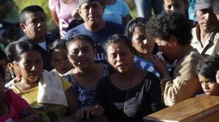 En Guatemala la violencia está muy arraigada.