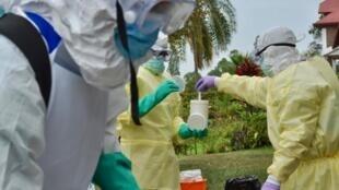Watalaam wa Ebola