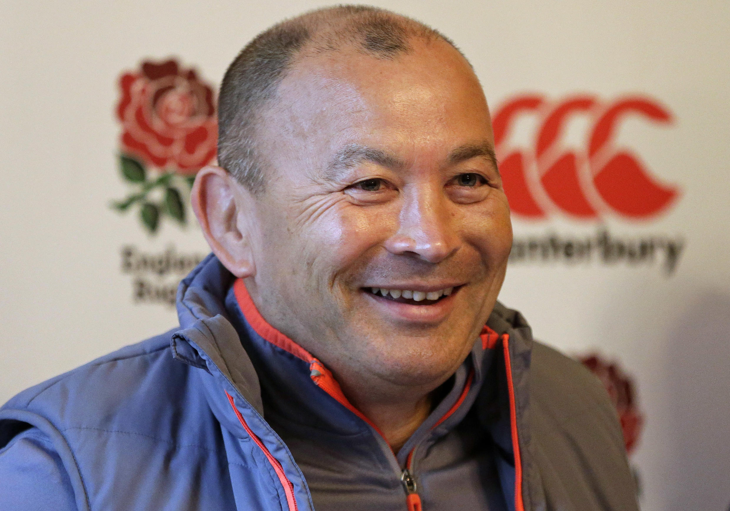Eddie Jones took over as England coach in November 2015 and is trying to lead England to a 16th consecutive victory.