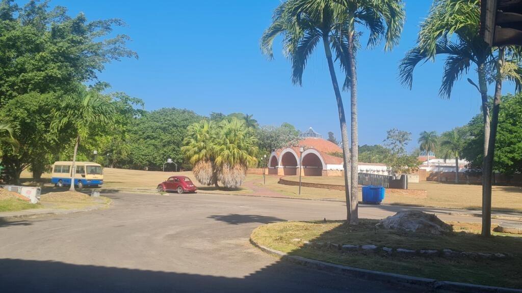 Covid-19 à Cuba: une école d'art transformée en hôpital de campagne