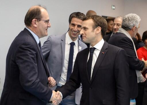 Jean Castex, novo primeiro ministro prepara formação do governo com o Presidente Macron