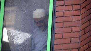 La communauté musulmane est en état de choc après l'attaque contre des fidèles près de la mosquée de Finsbury Park, à Londres, le 18 juin 2017.