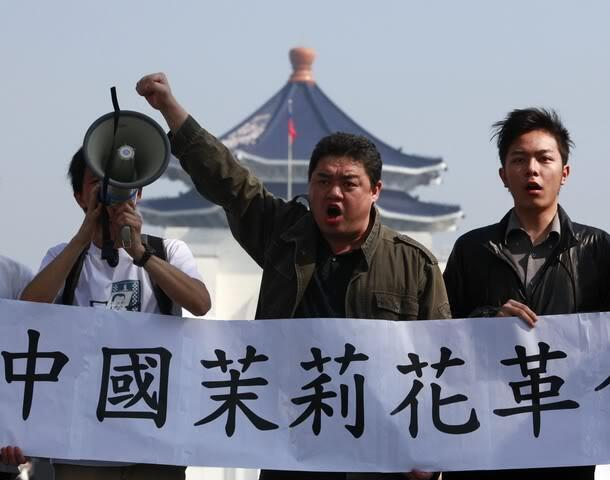 Cựu lãnh tụ sinh viên Ngô Nhĩ Khai Hy (Wuer Kaixi) tiếp tục đấu tranh đòi dân chủ (DR)