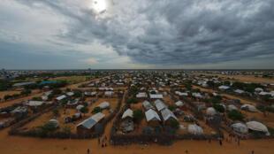 Kambi ya wakimbizi ya Dadaab, Kenya.