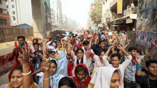 Ảnh minh họa: Nhà chức tráchBangladesh bị cho là không sốt sắng điều tra về các vụ tấn công tình dục đối với phụ nữ.