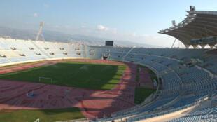 Le stade de Beyrouth.