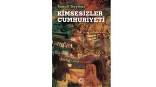 Couverture du livre du journaliste Ismail Saymaz.
