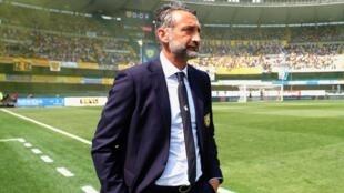 Tsohon mai horar da kungiyar Chievo Lorenzo D'Anna