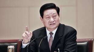 chine: un haut dirigeant communiste chinois; Mr Zhao Zhengyong est  sous le coup d'enquête