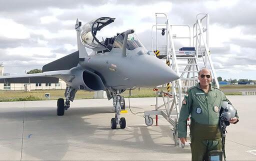 2020-07-20 india defence minister rafale rajnath singh france