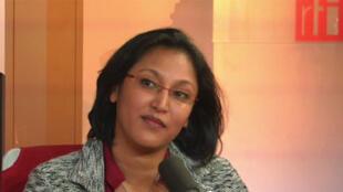 Corinne Narassiguin, porte-parole du Parti socialiste.