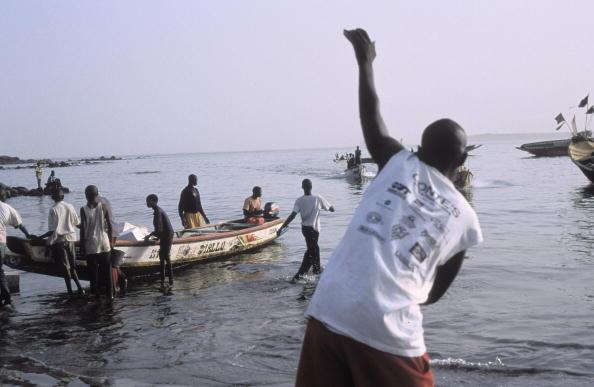 Naufrágio enssombra inicio do ano na Guiné-Bissau
