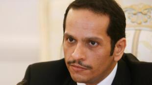 Ministan harkokin wajen Qatar Mohammed bin Abdulrahman al-Thani