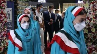 کاروان ایران برای المپیک