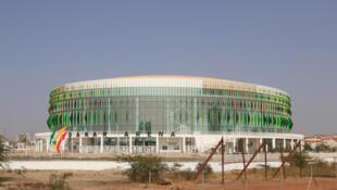 Kuahirishwa kwa michezo hiyo ni pigo kubwa kwa vijana. La Dakar Arena de Diamniadio.
