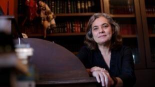 A médica infectologista Fernanda Grassi, pesquisadora da Fundação Osvaldo Cruz.