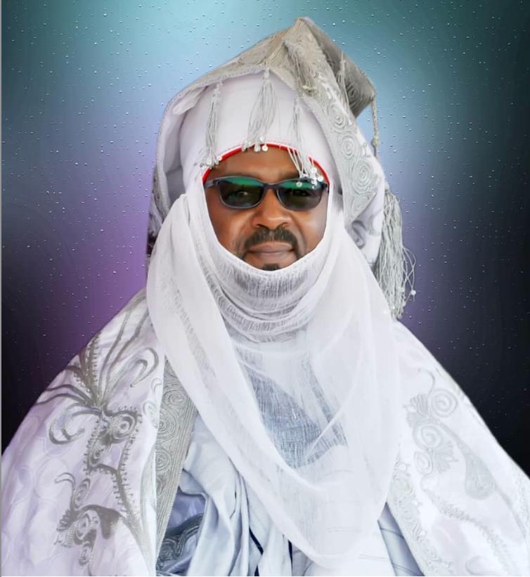 Sarkin Wase na 14, Dr Muhammadu Sambo Haruna.