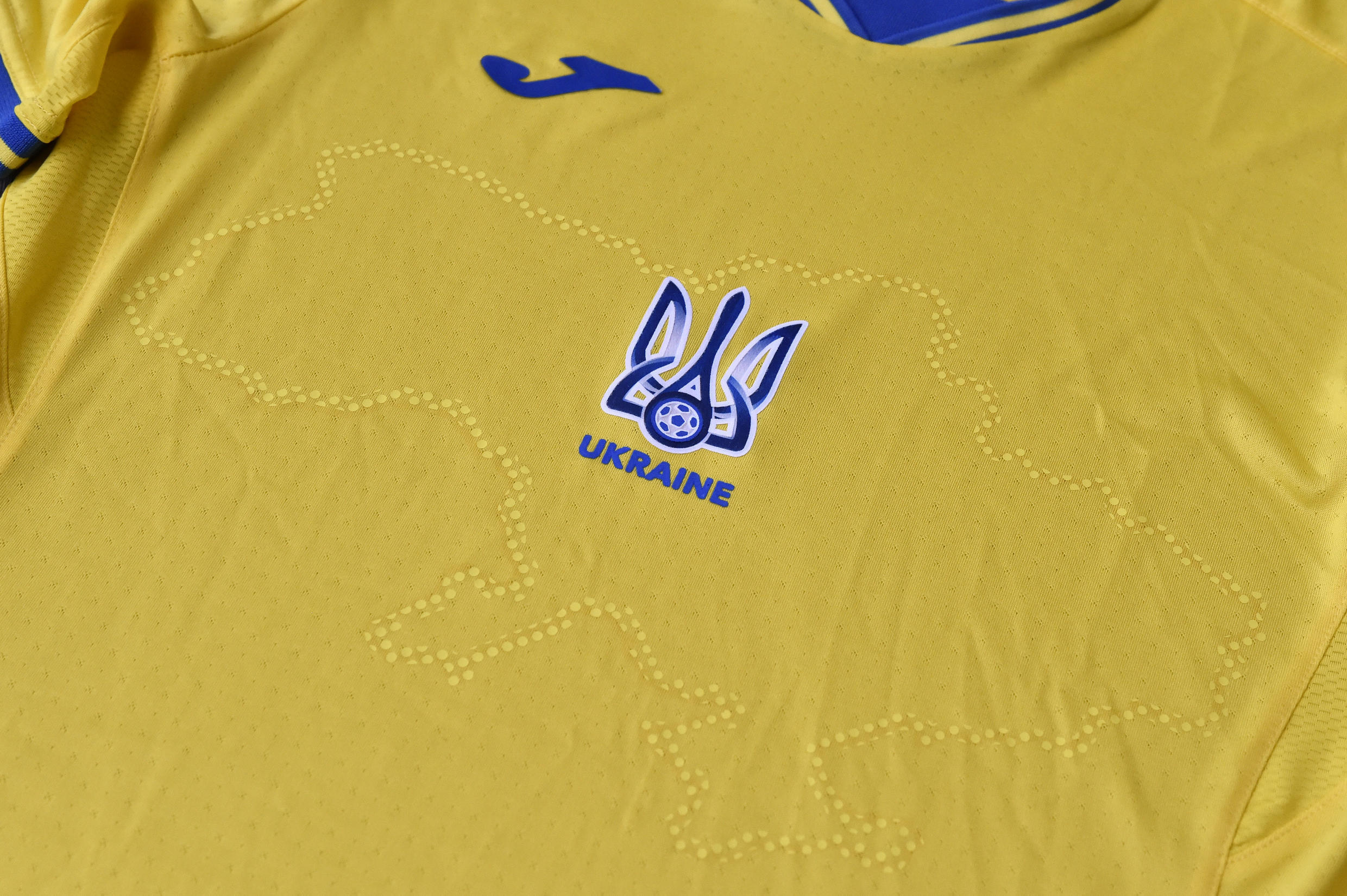 Ukraine's Euro 2020 jersey, which featured nationalist slogans and the outline of Ukraine including Crimea, sparked fury in Russia
