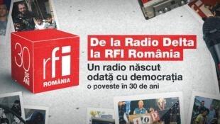 De Radio Delta à RFI România.