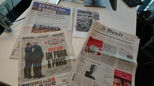 Diários franceses 14.07.2017