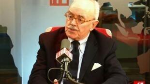 O economista Jean-Yves Carfantan.