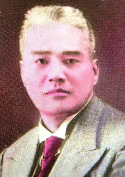Nhà báo Nguyễn Văn Vĩnh.