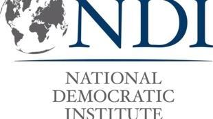 Logo của Viện Dân Chủ Quốc Gia (National Democratic Institute, NDI). Ảnh minh họa.