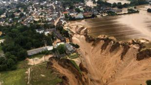 Alemanha inundações