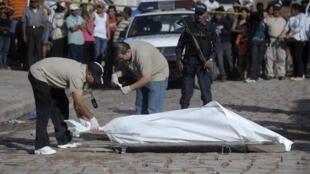 En Tegucigalpa, el pasado 31 de agosto.