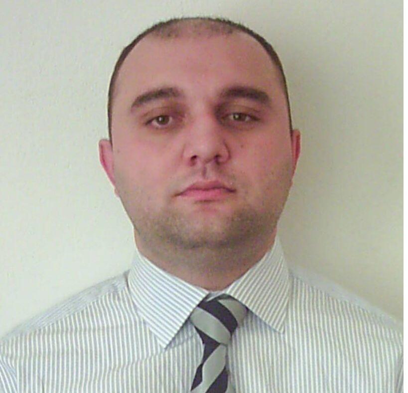Журналист Магомед Ториев