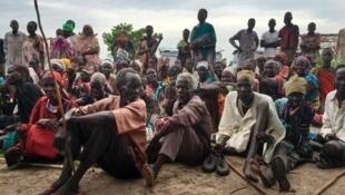 Yan gudun hijira na kasar Sudan ta kudu