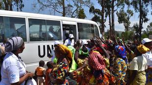 Majalisar Dinkin Duniya ta ce, akalla 'yan gudun hijira  dubu 22 daga Congo suka tsallaka Uganda domin samun mafaka.