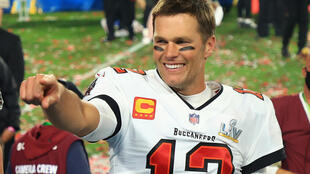 Tom Brady has joined the ranks of US sports immortals after his seventh Super Bowl win
