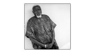 Ousmane Sow, sculpteur, Dakar 2010.